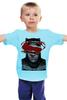 "Детская футболка ""бэтмен"" - batman, superman, бэтмен, супермэн, бэтмэн, n"