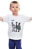 """Детская футболка """"Gorillaz"""" - музыка, gorillaz, funk, гориллаз"""