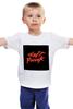 """Детская футболка классическая унисекс """"Daft Punk"""" - дафт панк, duft punk, kinoart"""