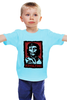 """Детская футболка """"Chegevara Zombie"""" - zombie, зомби, чегевара, che, che guevara, эрнесто че гевара"""