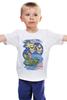 """Детская футболка """"День Защитника Отечества! (23 Февраля)"""" - день защитника отечества, солдат, моряк, военный"""