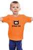 """Детская футболка классическая унисекс """"Batman time"""" - batman, adventure time, время приключений, adventure, finn"""