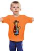 """Детская футболка классическая унисекс """"Гомер Симпсон (Доктор Кто)"""" - симпсоны, doctor who, гомер симпсон, time lord, homer simsons"""