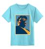 "Детская футболка классическая унисекс ""The Notorious B.I.G."" - biggie smalls, бигги смоллз, the notorious big, бигги, frank white"
