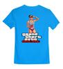 """Детская футболка классическая унисекс """"GTA Online"""" - игры, gta, gta online"""