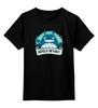 """Детская футболка классическая унисекс """"Мой сосед Тоторо"""" - аниме, мой сосед тоторо, тоторо"""