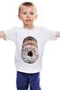 """Детская футболка """"Donuts"""" - photo, пончики, пончик, ням, вкуснятина, delitios, donuts"""