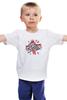 """Детская футболка """"Sex Pistols"""" - punk, anarchy, анархия, uk, великобритания, панк-рок, sex pistols"""