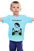 "Детская футболка ""Marilyn Manson"" - арт, юмор, marylin manson, мерилин менсон"