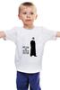 """Детская футболка классическая унисекс """"Doctor Who"""" - сериалы, doctor who, dw, tardis, bbc, доктор кто, тардис"""