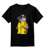 """Детская футболка классическая унисекс """"Breaking Bad x Lego"""" - во все тяжкие, lego, breaking bad, лего"""