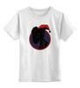 """Детская футболка классическая унисекс """"Харли Квинн (Harley Quinn)"""" - dc comics, harley quinn, харли квинн"""