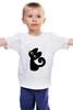 "Детская футболка ""Котейка)"" - авторские майки"