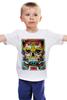 """Детская футболка классическая унисекс """"Всепоглощающее """" - арт"""