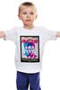 """Детская футболка классическая унисекс """"Бойцовский Клуб (Fight Club)"""" - бойцовский клуб, эдвард нортон, brad pitt, брэд питт, fight club"""