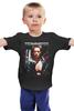 """Детская футболка """"Terminator"""" - кино, arnold schwarzenegger, терминатор, terminator, арнольд шварценеггер"""