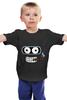 "Детская футболка ""Бендер"" - футурама, futurama, бендер, bender, мультфмильм"