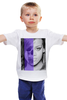 "Детская футболка классическая унисекс ""риана"" - rihanna, riri, x ray, рентген"