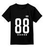 "Детская футболка классическая унисекс ""HOOD BY AIR 88 ROCKY"" - hip-hop, swag, hba, hoodbyair"