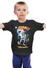 """Детская футболка """"Червяк Джим (Earthworm Jim)"""" - sega, червяк джим, earthworm jim"""