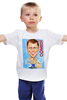 """Детская футболка классическая унисекс """"Comedy Club"""" - юмор, камеди клаб, comedy club, гарик бульбог харламов, юмористическая программа"""