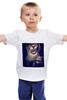 "Детская футболка классическая унисекс ""Swag тигра"" - арт, тигра, тигр, swag, сваг"