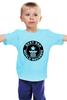 """Детская футболка """"Best Dad (Лучший отец)"""" - папа, отец, dad, батя, папуля"""