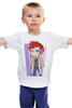 "Детская футболка ""Доктор Кто (фан-версия) "" - сериал, doctor who, доктор кто"