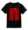 """Детская футболка классическая унисекс """"Миссия Невыполнима / Том Круз"""" - афиша, небоскребы, том круз, kinoart, миссия невыполнима"""