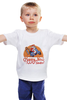 """Детская футболка """"New year"""" - новый год, christmas, новогодняя"""