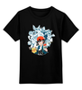 """Детская футболка классическая унисекс """"Жемчуг дракона (Покемон)"""" - pokemon, пикачу, dragon ball"""