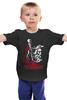 """Детская футболка """"Родолюбие"""" - коловрат, славяне, язычество, древняя культура, родолюбие"""
