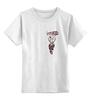 """Детская футболка классическая унисекс """"Ловец снов"""" - сердце, романтика, сон, графити, ловец снов, сны, декор, dreamcatcher"""