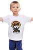 "Детская футболка ""Hello Kaylee"" - кошка, hello kitty, китти, япония, japan"