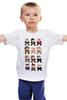 """Детская футболка классическая унисекс """"Доктор Кто (8-bit)"""" - doctor who, доктор кто, pixel art, 8-bit, пиксельная графика"""