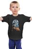 """Детская футболка классическая унисекс """"Дейенерис Таргариен (Игра престолов )"""" - игра престолов, game of thrones, дейенерис таргариен, дейенерис, баратеона"""