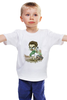 "Детская футболка классическая унисекс ""Heisenberg (Breaking Bad)"" - во все тяжкие, breaking bad"