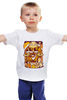 "Детская футболка ""Master Roshi (Dragon Ball)"" - аниме, манга, жемчуг дракона, dragon ball, master roshi"