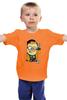 """Детская футболка классическая унисекс """"Джесси Пинкман"""" - во все тяжкие, breaking bad, миньон, гадкий я, jesse pinkman"""