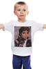"Детская футболка ""Майкл Джексон"" - king, michael jackson"
