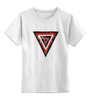 "Детская футболка классическая унисекс ""tothestars Distressed Valkrys Womens"" - ava, angelsandairwaves, blink182, tomdelonge, tothestars"