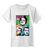 """Детская футболка классическая унисекс """"Green day"""" - музыка, рок, rock, green day"""