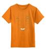 """Детская футболка классическая унисекс """"Майк Тайсон (Mike Tyson)"""" - box, бокс, майк тайсон, mike tyson"""