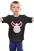 "Детская футболка классическая унисекс ""Бэйн (Bane)"" - batman, бэйн, bane"