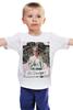 "Детская футболка классическая унисекс ""Александра Федорова"" - модель, александра федорова, alexandra fedorova"
