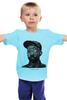 "Детская футболка классическая унисекс ""Woodkid"" - woodkid"