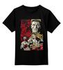 """Детская футболка классическая унисекс """"Ivan Drago & Rocky"""" - rocky, дольф лундгрен, ivan drago, иван драго, dolph lundgren"""