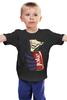 """Детская футболка классическая унисекс """"Джокер"""" - joker, комиксы, batman, джокер, бэтмен"""