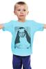 "Детская футболка ""Surrealistic Amanda Lear"" - сальвадор дали, страшно, vogue, аманда лир"