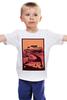 """Детская футболка классическая унисекс """"Mad Max"""" - mad max, безумный макс, дизельпанк"""
